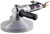 Пневматическая угловая шлифовальная машинка для камня с подачей воды SM-642W/M14