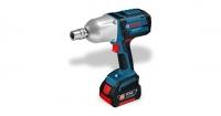 Аккумуляторный ударный гайковёрт Bosch GDS 18 V-LI HT Professional 06019B1303