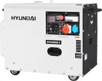 Генератор дизельний HYUNDAI DHY 6000 SE-3