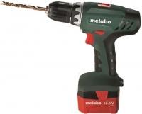 Metabo дрель шуруповерт BS 12 NiCd 602194500