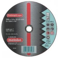 Отрезной круг Metabo Flexiarapid Super Inox 230 мм 616228000