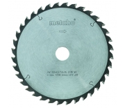 Пильный диск Metabo Power cut 216x30, 24 зуба 628009000