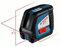 Линейный лазерный нивелир (построитель плоскостей) Bosch GLL 2-50 + вкладка под L-Boxx Professional 0601063104