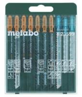 Набор пилочек для лобзика Metabo 10 шт Promotion 623599000