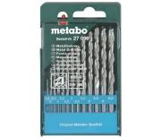 Набор сверл Metabo по металлу HSS-G 13 шт. 627096000