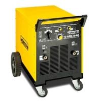 MMA DC трансформатор индустриальный с электронной регулировкой тока DECA MMA E-ARC 840 DC 220000