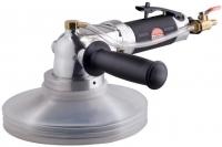 Пневматическая угловая шлифовальная машинка для камня с подачей воды SM-618W/M14