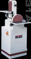Тарельчато-ленточный шлифовальный станок JET 31A