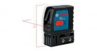 Линейный лазерный нивелир (построитель плоскостей) Bosch GLL 2-15 Professional 0601063701