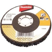 Шлифовальный диск вспененный абразив Makita 125 (B-29066)