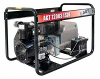 Трехфазный генератор AGT 12003 LSDE