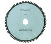 Пильный диск Metabo Multi cut 254x30, 80 зубьев 628223000
