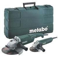 WX 2000-230 + W 820-125 Комплект болгарок Metabo 685071000