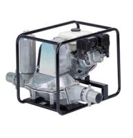 Мотопомпа для грязной воды DaiShin SMD-80HX