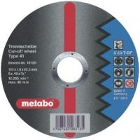 Отрезной круг Metabo Flexiamant Super 125 мм 616189000
