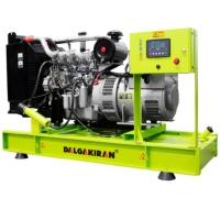 Трёхфазный генератор DALGAKIRAN DJ 120 NT без АВР без КОЖУХА