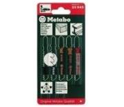 Набор пилочек для лобзика Metabo 5 шт 623645000