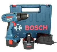 Аккумуляторный шуруповерт Bosch GSR 12-2  0601918J21