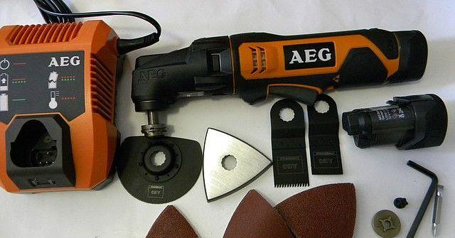 Многофункциональный электроинструмент AEG