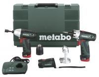 Акционный комплект Metabo PowerCombo 12