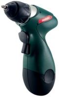 Аккумуляторный шуруповерт Metabo Power Grip Li 600077500