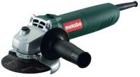 Угловая шлифмашина Metabo W 6-125 606112000