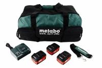 Набор аккумуляторных инструментов Metabo Power Combo SET 4.0 685023000